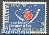 Atom conference 1v