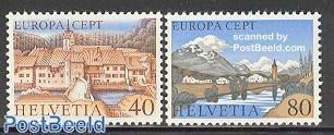Europa, landscapes 2v